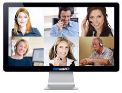 видеоконференция, видеозвонок
